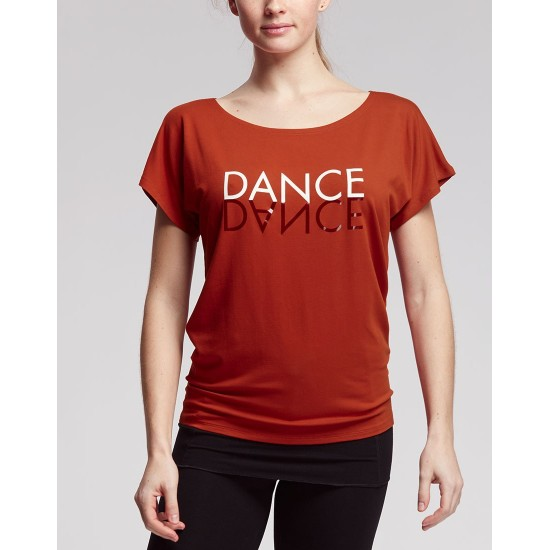 T-shirt AVA MIRROR Temps Danse