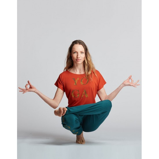 T-shirt AVA YOGA Temps Danse