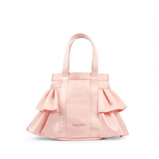 Sac à main Rose REPETTO B0344N