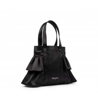 Sac à main noir REPETTO B0344N