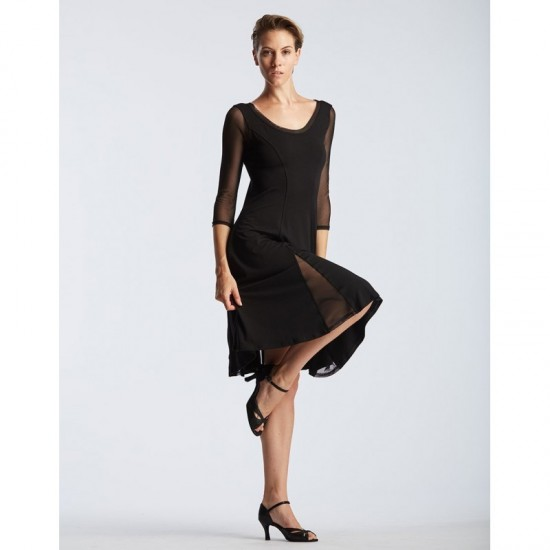 Robe manches tulle Temps...