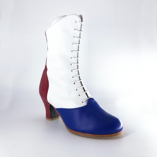 Bottines Cancan Poppins...