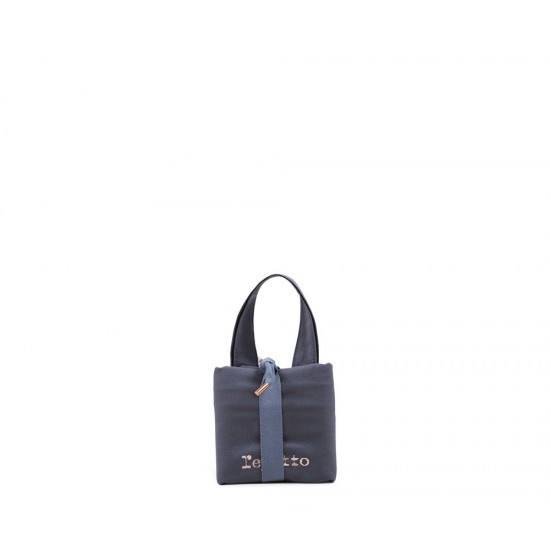 Tote bag Bleu jean REPETTO B0352T