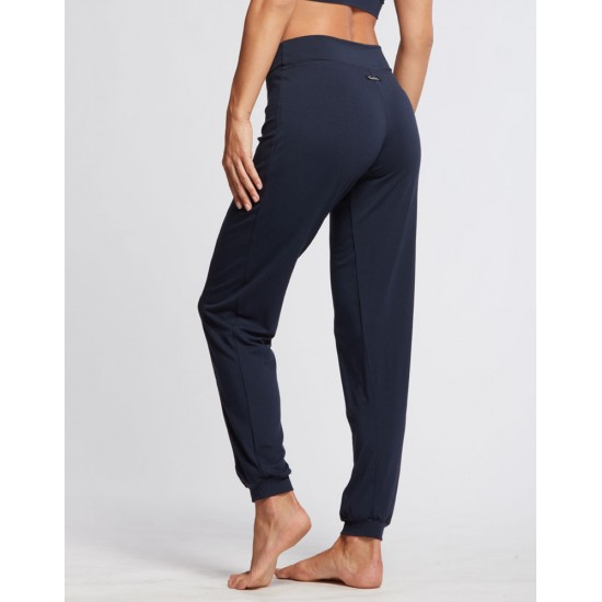 Pantalon Mi-Large Viscose -...