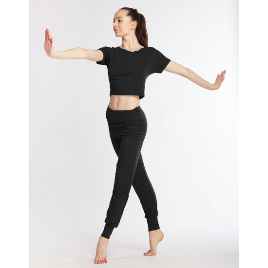 T-Shirt Court Danse - AGILE