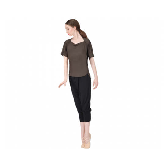 T-shirt manches courtes Repetto W0510