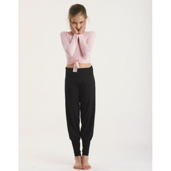 Pantalon De Danse Enfant -...