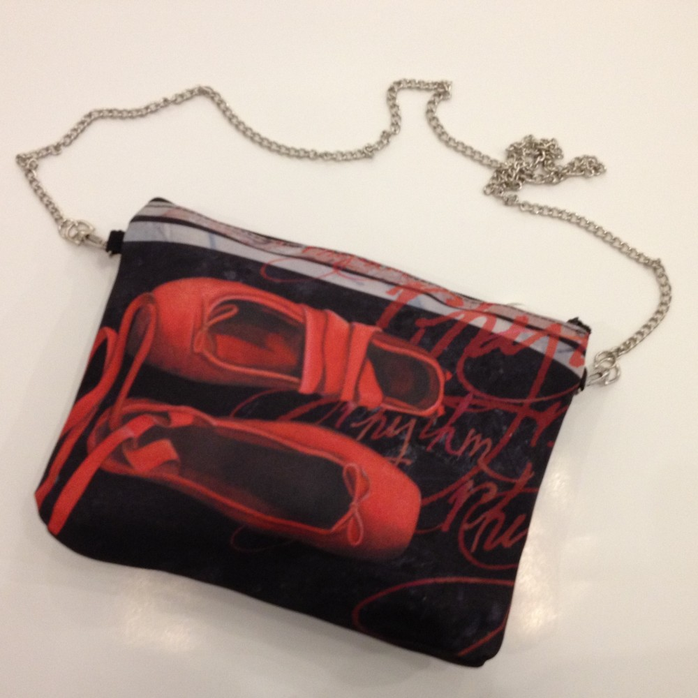 Petit sac pointes Rouges Dance Gallery