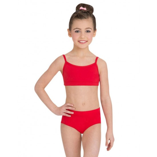 Bra Top Capezio TB102C Red