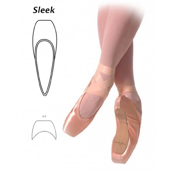 Pointes GM Sleek Fit MBox4