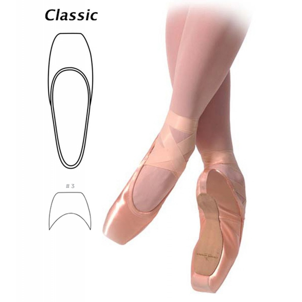 Pointes GM Classic Fit MBox3
