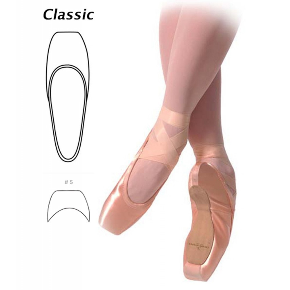 Pointes GM Classic Fit MBox5