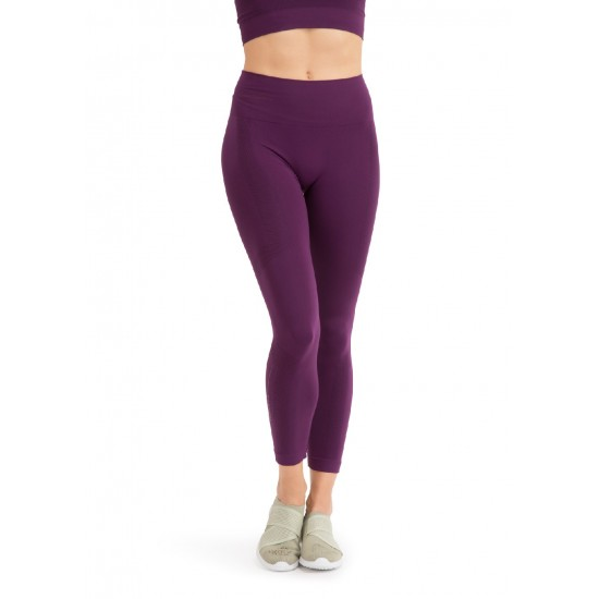 Legging seamless Repetto S0395 Violet orchidée