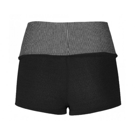 Short SOFTY Artiligne noir