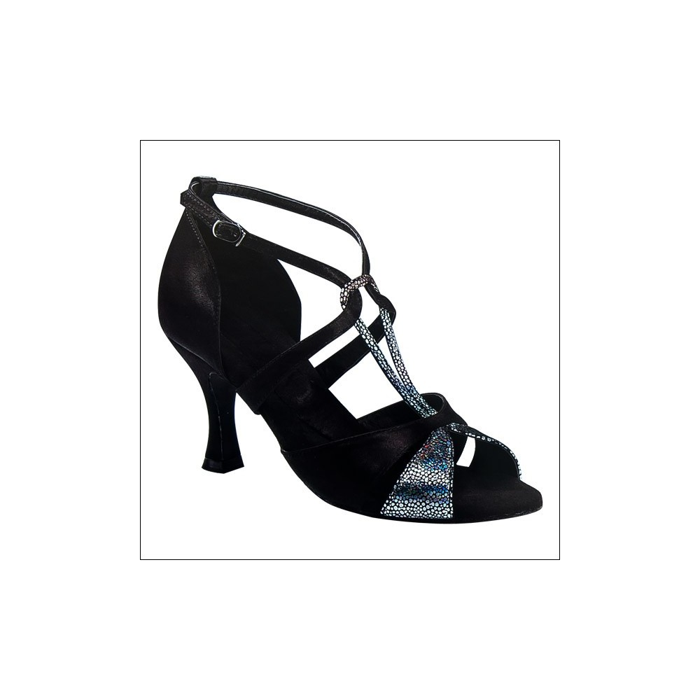 Chaussures danses latines Melody Capezio BR185