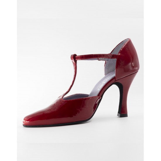 Chaussures Merlet Rouge...