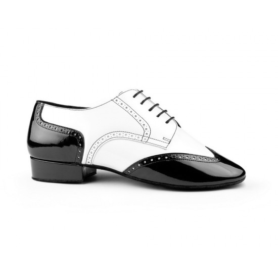 Chaussure PD042 Black and White Portdance