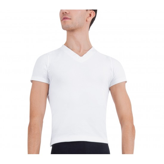 TEE SHIRT POUR HOMME REPETTO BLANC