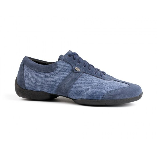 Sneakers Denim PD Pietro Street Blue Portdance