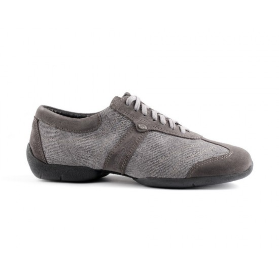 Sneakers Denim PD Pietro Street Gris Portdance
