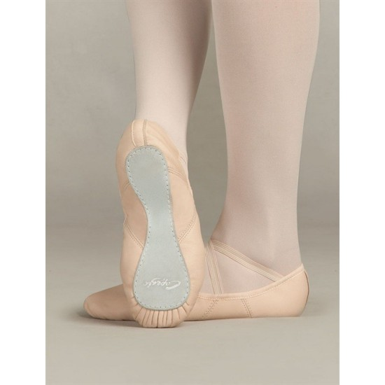 Demi-pointes capezio Juliet adulte 20271