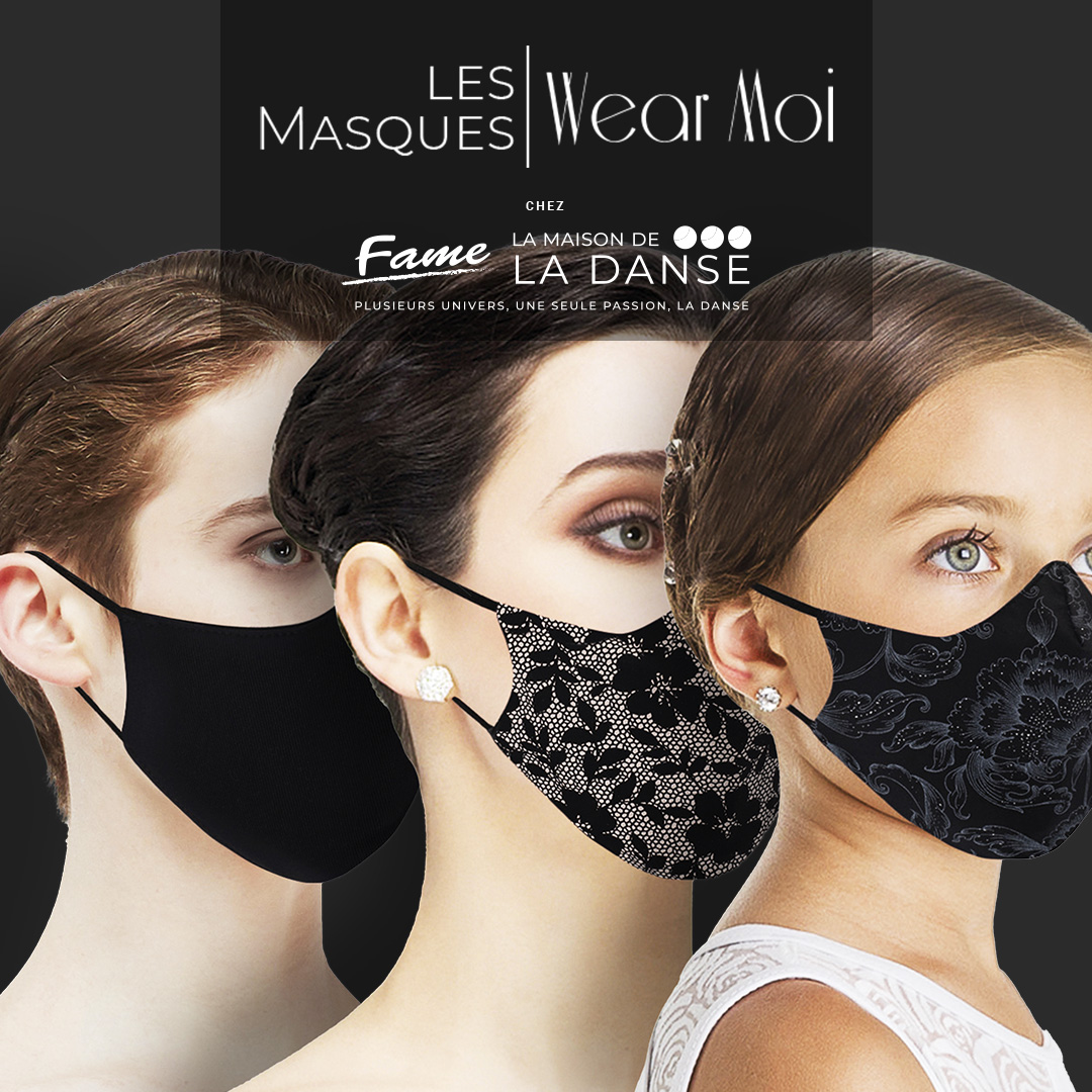 Collection MASQUES WEAR MOI